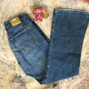 Lucky Brand Jeans Boot Cut Button Fly 27